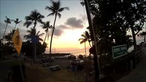 Slow Motion Backflip at Sunset in Hawaii (Low Light) with the GoPro Hero 3 Black 240fps