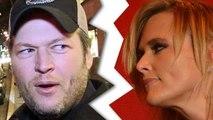 Blake Shelton & Miranda Lambert Divorcing
