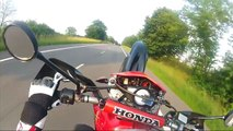 SmotoX 2 # Husqvarna TE 610 # Honda XR 650 R Supermoto # Suzuki DR-Z 400 SM # KTM 640 LC4
