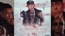 Baby Boo (Remix) - Cosculluela Ft Daddy Yankee, Arcangel & Wisin (Letra) Reggaeton 2015