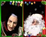Intervista doppia Befana - Babbo Natale