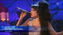 Tagesschau am 23.07.11 Meldung zum Tod von Amy Winehouse