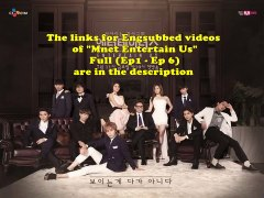 6TOTSubs Mnet Entertain Us FULL SERIES