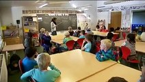 Danskerne flygter fra indvandrer-belastet folkeskole Nørremarksskolen til den Kristne Lucasskole