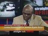 Human Rights Activist Paul Rusesabagina on Rwanda Genocide