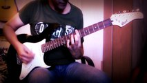 The Rolling Stones - Jumping Jack Flash (Baron guitar cover)