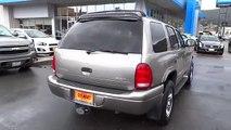 2000 Dodge Durango San Francisco Daily City Pacifica San Bruno CP387