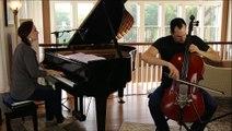 The Cranberries - Zombie (Cello & Piano Cover) - Brooklyn