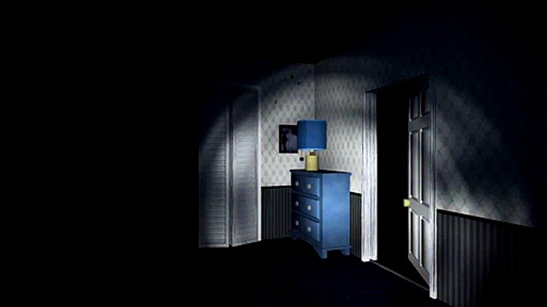 Five Nights at Freddy's 4 Trailer ( Remake) Free FNAF 4 Map Download