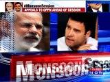 Modi hopes Session will be fruitful
