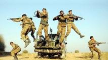 Yeh Banday Mitti Kay Banday - Zarb e Azb - Mustafa Zahid - ISPR Presentation - Pakistan Army Song