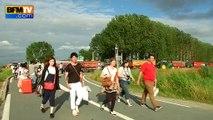 Normandie: les éleveurs poursuivent leurs blocages routiers