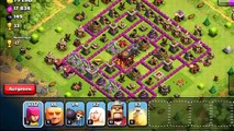 WTF BASE COMPILATION // Clash of Clans