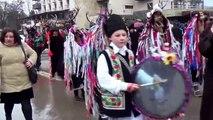 Datini şi obiceiuri Botoşani, 2014/2015 - alaiul pe ploaie şi lapoviţă