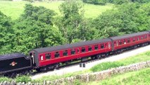 NYMR (North Yorkshire Moors Railway) 06 July 2013