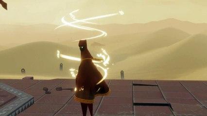 PS4 Final Build Gameplay de Journey