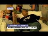 "In February on TRACE Urban: Guest Star ""Beyoncé & Jay-Z"" + Guest Star ""Luxury Rap"""