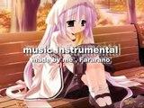 nice sad melody (soft music instrumental) (made by me, Fararano)