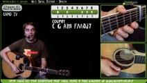 Apprendre Train - Hey, Soul Sister - Tuto Guitare