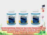 3er Pack Vita World Omnilact plus 300 Kapseln Probiotika Apotheken Herstellung 10 verschiedene