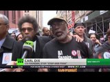 'We know it's going to be larger next time' – organizers of NYC rally against police brutality