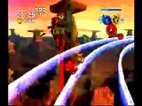 Sonic Heros - Rail Canyon (Stage - 7)