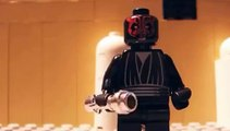 LEGO Duel of the Fates Montage Clip