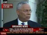 Colin Powell Discusses His Endorsement of Barack Obama