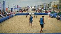 Le beach tennis - les bases : les règles d'engagement