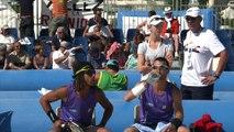 Le beach tennis - les bases : Le décompte des points