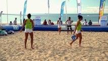 Le beach tennis - la tactique : ne pas donner le point