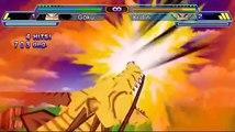 Dragon Ball Z: Shin Budokai 2 Another Road All Playable
