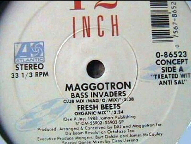 Maggotron Bass Invaders Original (Miami Bass)