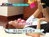 韓國少女時代 - 節目片段 - 少女們的怪異行為