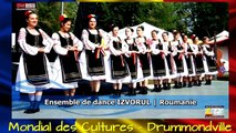 2015-07-18 Drummondville - Jouer hora, bien jouer | Ensemble IZVORUL