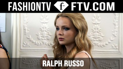 Ralph & Russo Backstage | Paris Haute Couture Fall/Winter 2015/16 | FashionTV