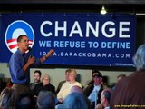 VERSION 2 - * Barack Obama * Saddleback Church forum hosted by Pastor Rick Warren. McCain outshines Obama at Saddleback Church forum. Abortion Pro-choice Pro-Life Right to Life Sarah Palin