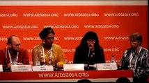 Press Conference - Stigma and Discrimination - International AIDS Conference