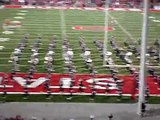 OSU Marching Band in 2008 Penn State Game