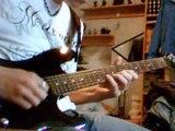Shipping up to Boston - Dropkick Murphys Guitar Cover