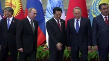 Russia and China Vow to Strengthen Ties at Central Asian Summit