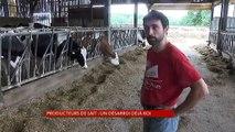 Producteurs de lait: un désarroi déjà roi