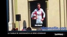 Obsèques de Jules Bianchi : Le bouleversant hommage de sa famille