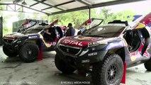 DAKAR 2015 - PEUGEOT 2008 DKR Acceleration | CARLOS SAINZ