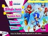 Mario and Sonic at the London 2012 Olympic Games: Rhythmic Ribbon
