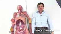 On Al Jazeera: Australia 3D printers replicate body organs