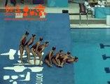 Japan Team Free Routine at 2008 Good Luck Beijing