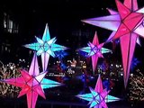 Christmas in New York - Time Warner Center - Light Display
