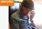 Northern Irish Man Has Emotional First Flight