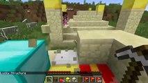 Minecraft  DINOSAURS TROLLING GAMES   Lucky Block Mod   Modded Mini Game   PopularMMOs